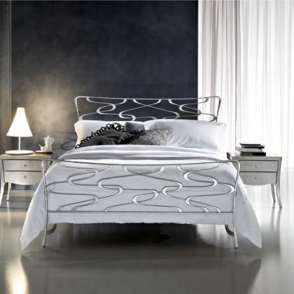 Кованая кровать Адальино