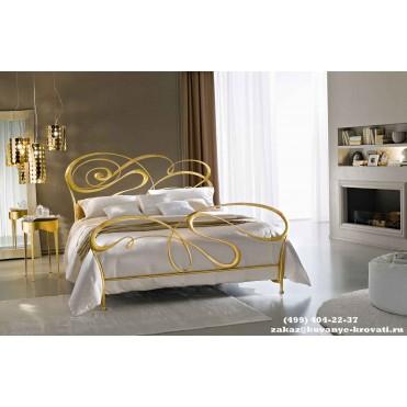 Кованая кровать Аэльтерн