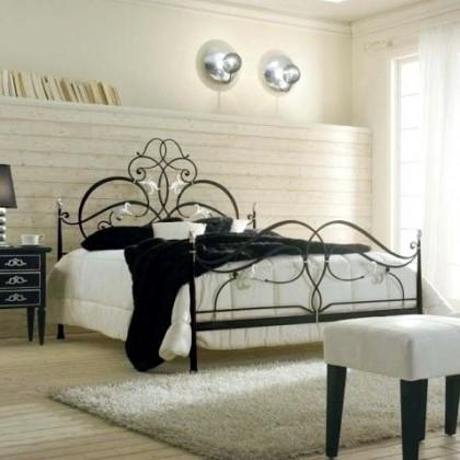 Кованая кровать Альбадо