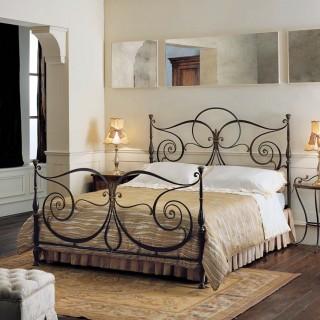 Кованая кровать Арнооль