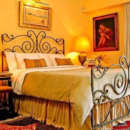 Кованая кровать Брендис