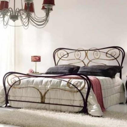 Кованая кровать Эрио