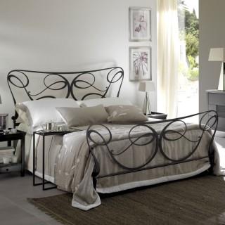 Кованая кровать Эустон