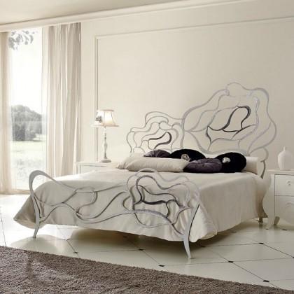 Кованая кровать Финиро