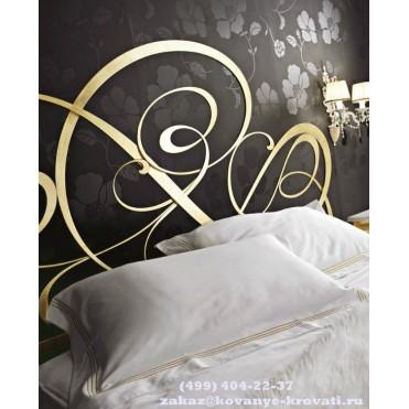 Кованая кровать Генгерд