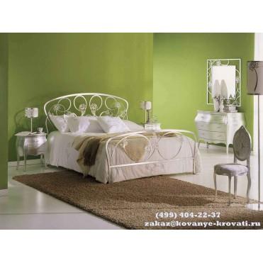 Кованая кровать Хардиэ