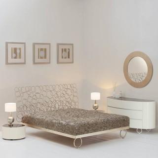Кованая кровать Мирааль