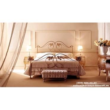 Кованая кровать Одеро