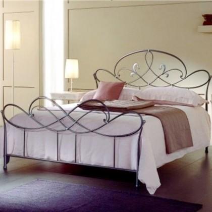 Кованая кровать Рибрандо