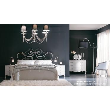 Кованая кровать Витре