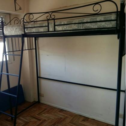 Кованая кровать Тигернса