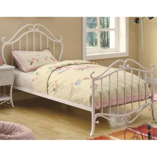 Кованая кровать Эотруд