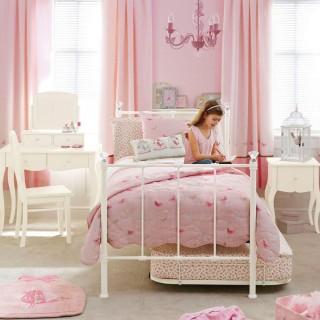 Кованая кровать Унне