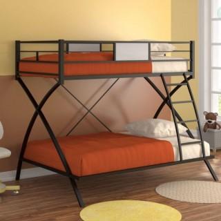 Кованая кровать Эльтон