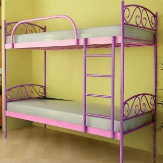 Кованая кровать Мерльф