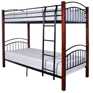 Кованая кровать Рисава