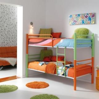 Кованая кровать Тиарнагинда