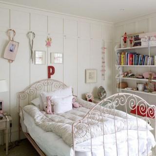 Кованая кровать Гегерн