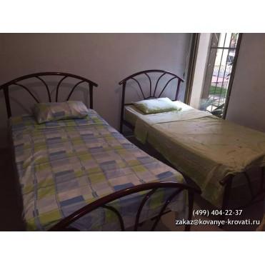 Кованая кровать Мироальф