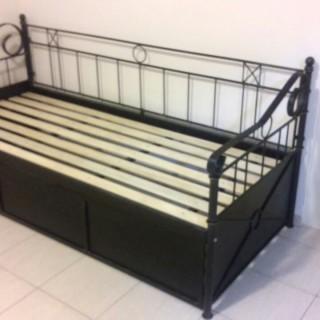Кованый диван Арнебронд