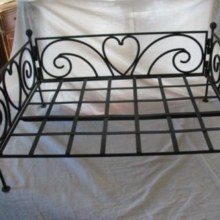 Кованая кровать Аригард