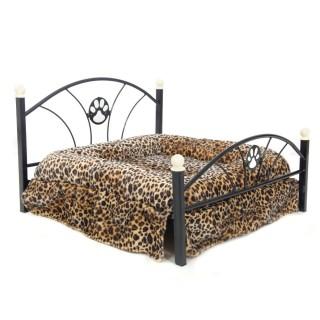 Кованая кровать Асгун