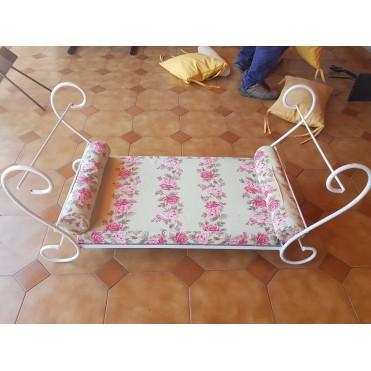 Кованая кровать Тонда
