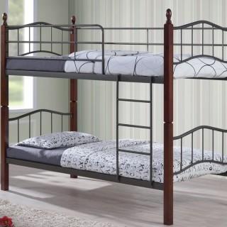Кованая кровать Теадри