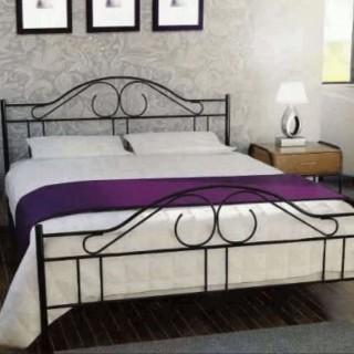 Кованая кровать Альбимар