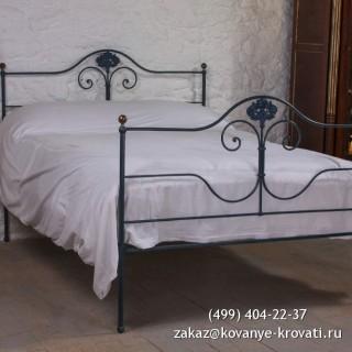 Кованая кровать Аранд