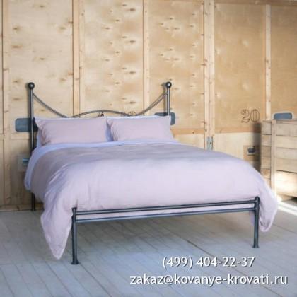 Кованая кровать Эритир