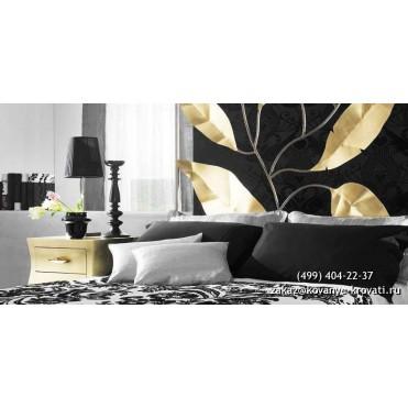 Кованая кровать Фрикюр