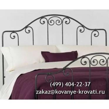 Кованая кровать Фродгаст