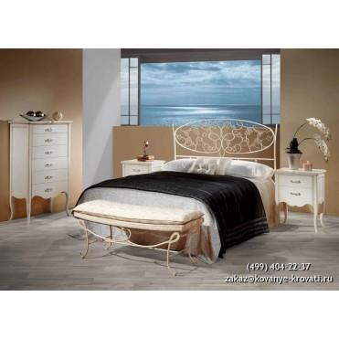 Кованая кровать Фруатон
