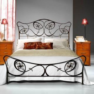 Кованая кровать Гастури