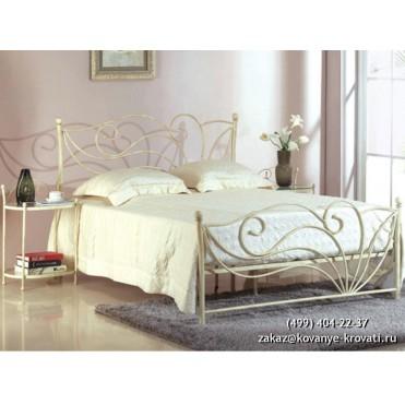 Кованая кровать Гонтигерн