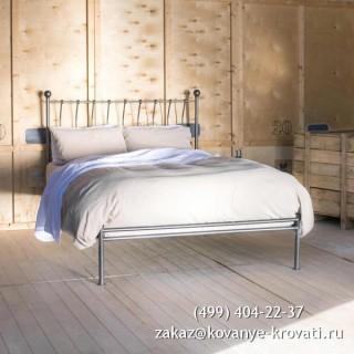 Кованая кровать Гридир