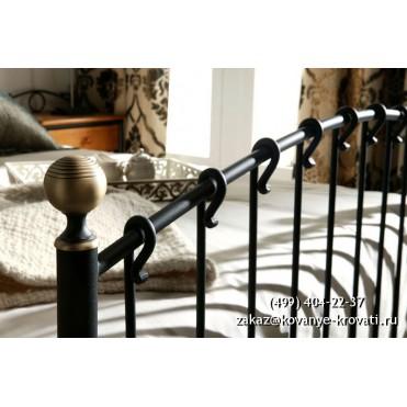 Кованая кровать Гримоадель