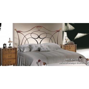 Кованая кровать Ильмистат