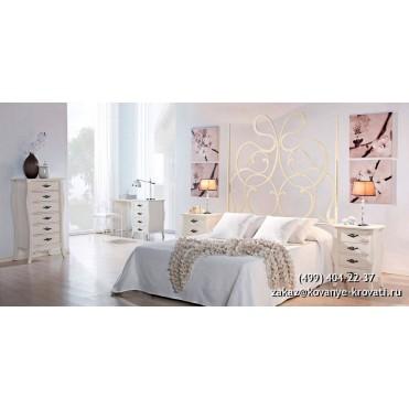 Кованая кровать Инамира
