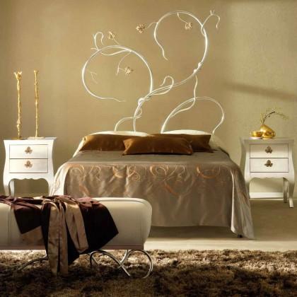 Кованая кровать Куберт