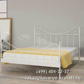 Кованая кровать Нигиль