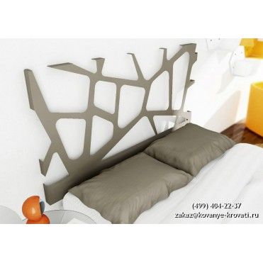 Кованая кровать Сигитта