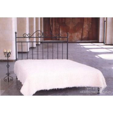 Кованая кровать Сульзиго