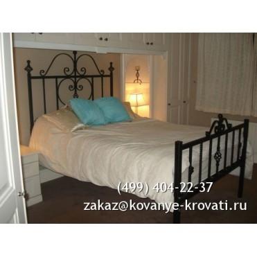 Кованая кровать Трисстал