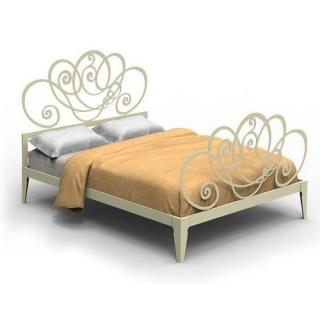 Кованая кровать Вальдолейв