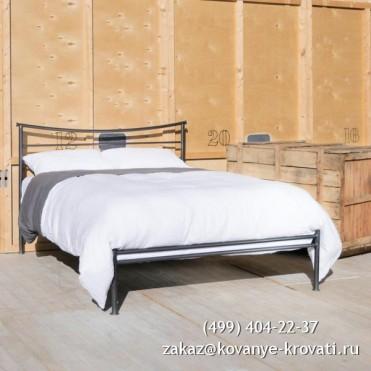 Кованая кровать Волард