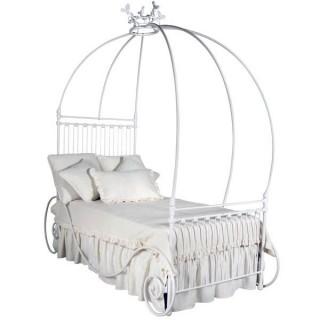 Кованая кровать Бронинго