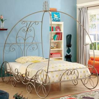 Кованая кровать Марстал