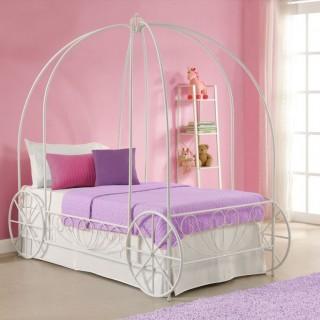 Кованая кровать Руобрин